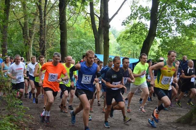 CZ Customs Administration Championship in running