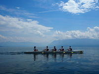 FR-Rowing team